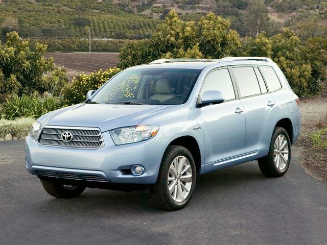2010 Toyota Highlander Hybrid Limited Navigation Dvd In Albany Ny Lia Auto Group