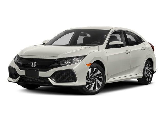 2018 Honda Civic Hatchback LX In Albany NY