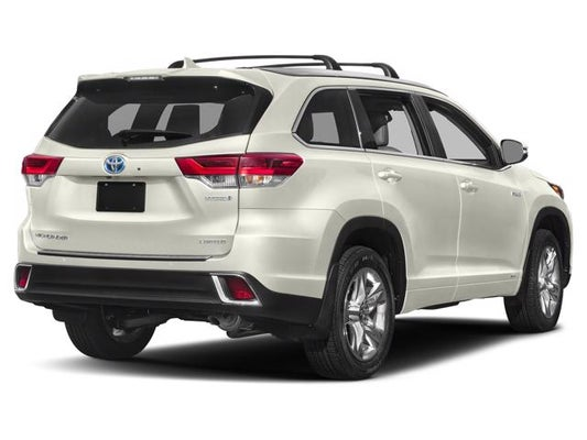 2019 Toyota Highlander Hybrid Limited In Albany Ny Lia Auto Group