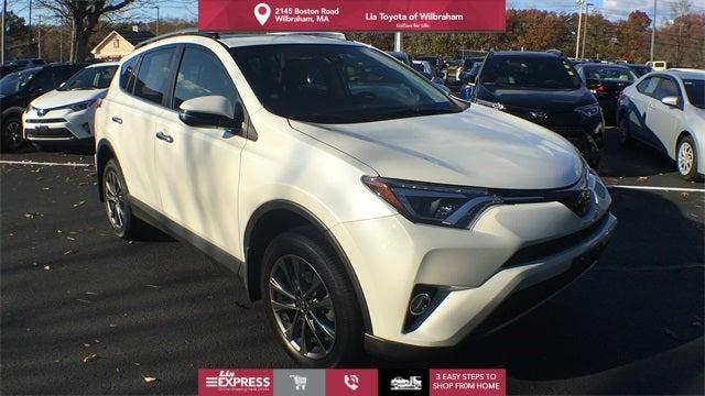 2018 Toyota RAV4 Base In Albany, NY   Lia Auto Group