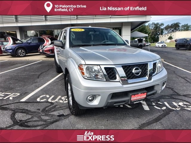 Exceptional 2018 Nissan Frontier SV V6 In Albany, NY   Lia Auto Group